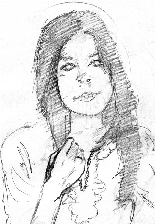 Zeichnung 34b